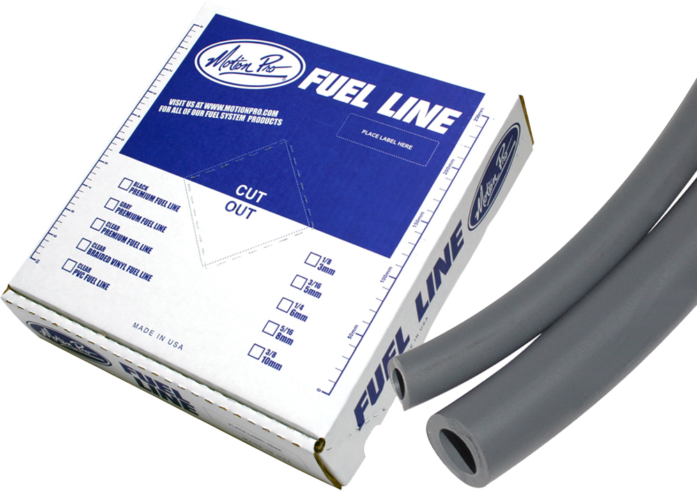 TYGON GREY FUEL LINE 3/16