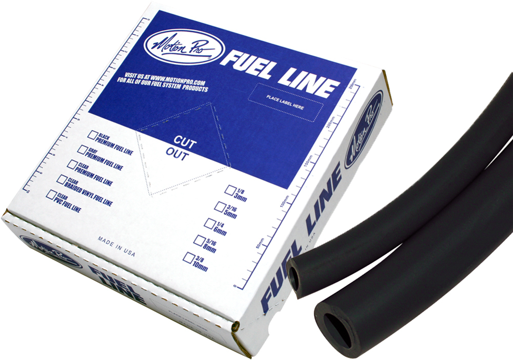 TYGON BLACK FUEL LINE 1/4