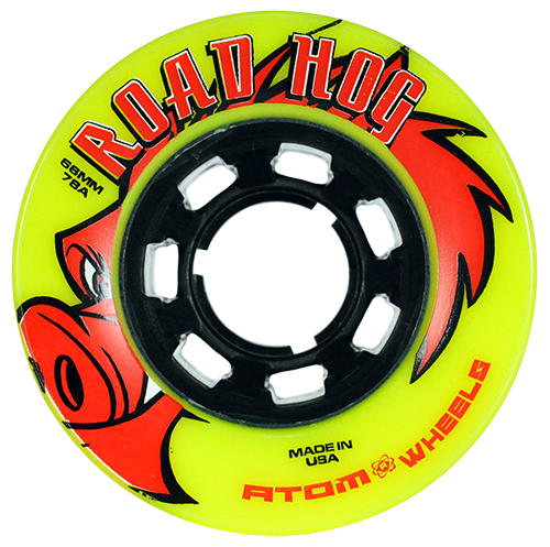 Atom Road Hog Outdoor Wheel - 4 Pack