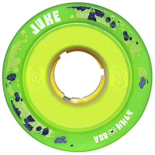 Atom Juke Indoor Wheel - 4 Pack