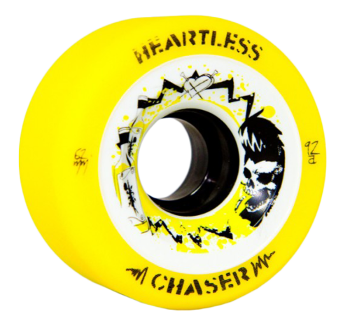 Heartless Chaser Wheel 92A - 4 Pack
