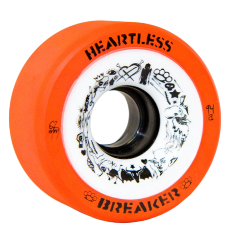 Heartless Breaker Wheel 94A - 4 Pack