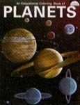 Planets Coloring Book