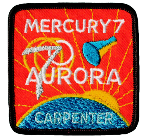Mercury-Atlas 7 Souvenir Mission Patch