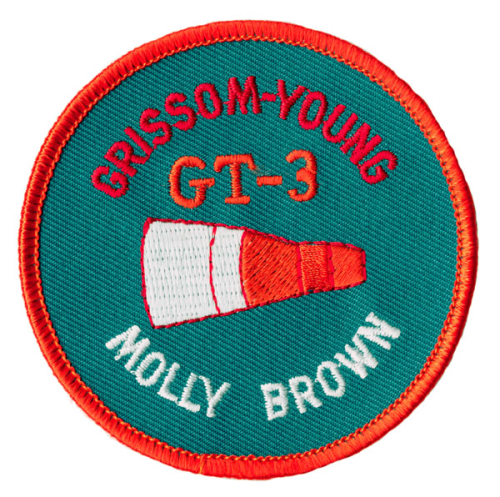Gemini 3 Souvenir Mission Patch