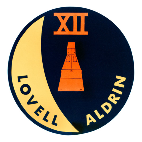 Gemini 12 Mission Patch