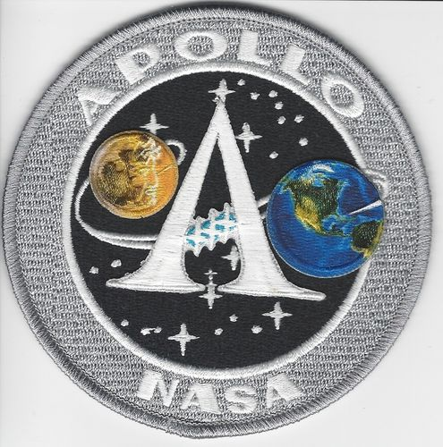 Project Apollo Program Patch