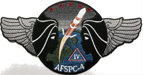 AFSPC-4 Mission Patch
