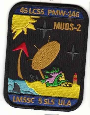 MOUS-2 Mission Payload Patch
