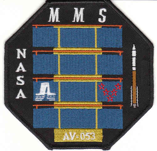 MMS Mission Patch
