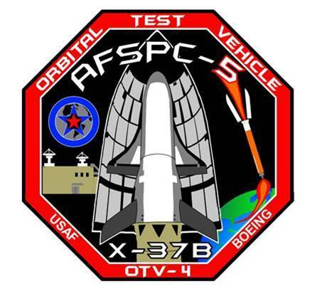 AFSPC-5 Mission Patch