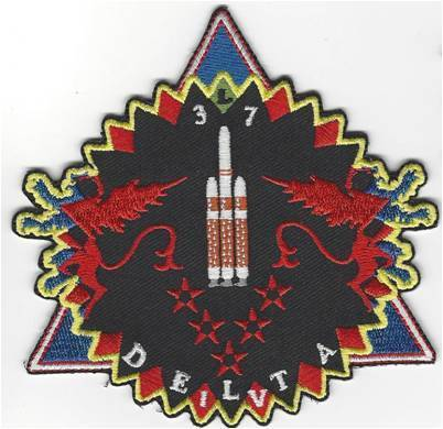 NROL-37 Mission Patch