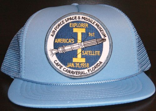 AF Space and Missile Museum Cap