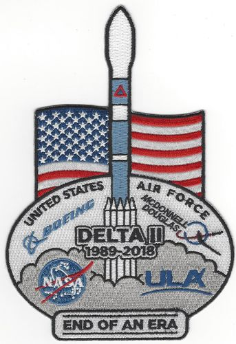 Delta II - End of an Era patch