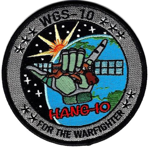 WGS-X payload Mission Patch