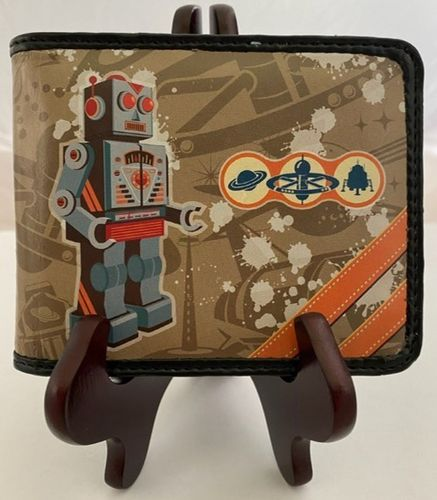 Wallet - Space Robot