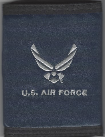 Air Force Wallet