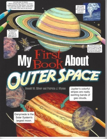 My 1st Book About Outer Space
