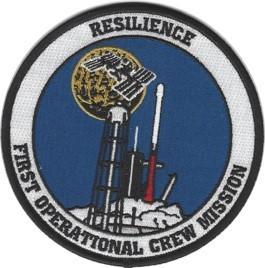 1st Operational Crew Mission - Resilience