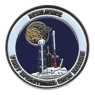 Resilience Challenge Coin