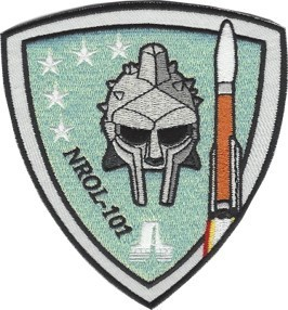 NROL-101 Mission Patch