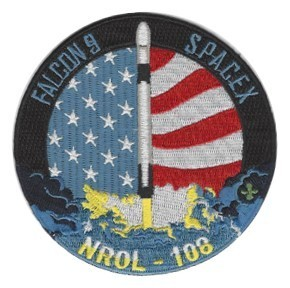 NROL-108_SpaceX Mission Patch