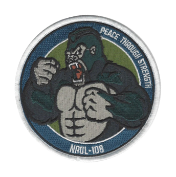 NROL-108 Gorilla Mission Patch