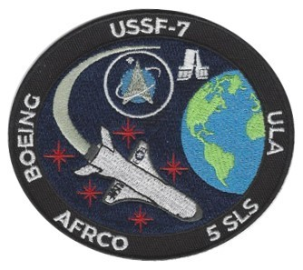 USSF-7 Mission Patch