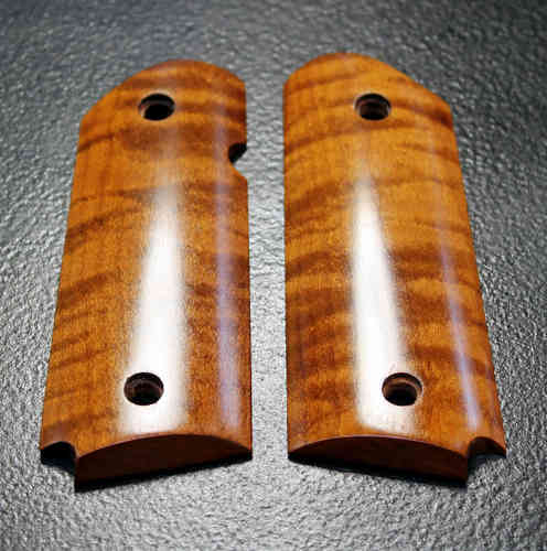Hades Roasted Curly Maple  SOLD