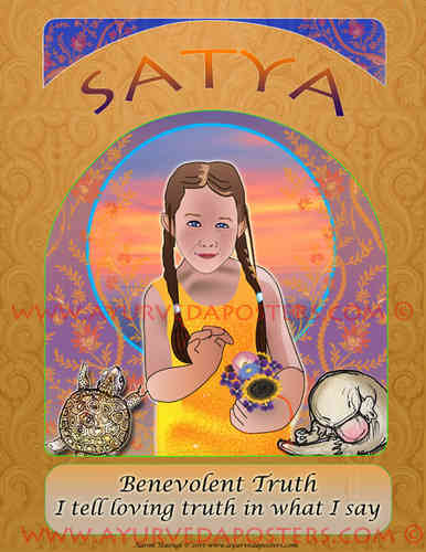 Satya - Benevolant Truth