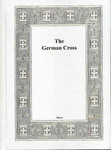The German Cross - Leather