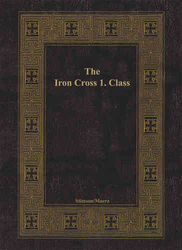The Iron Cross 1. Class - Leather