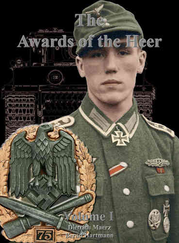 The Awards of the Heer - Vol. I