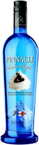 PINNACLE COTTON WHIPPED VODKA 1.0L