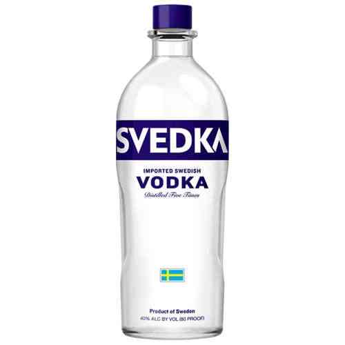 SVEDKA SWEDEN VODKA 1.75L