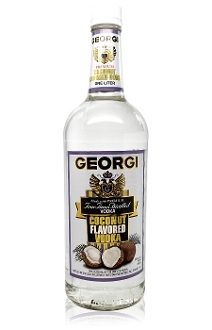 GEORGI COCONUT VODKA 375ML