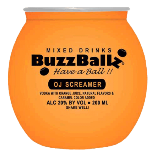 BUZZBALLZ OJ SCREAMER