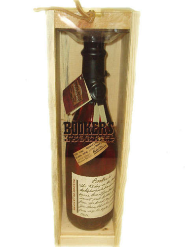 BOOKERS TRUE BARREL BOURBON WHISKEY 750ML