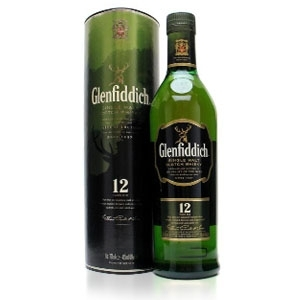 GLENFIDDICH SCOTCH WHISKEY 12 YEARS 750ML