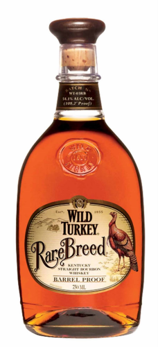 WILD TURKEY  RARE BREED BARREL 750ML