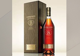 COURVOISIER 21 YEARS 750ML