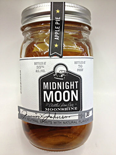 MIDNIGHT MOON APPLE PIE 375ML