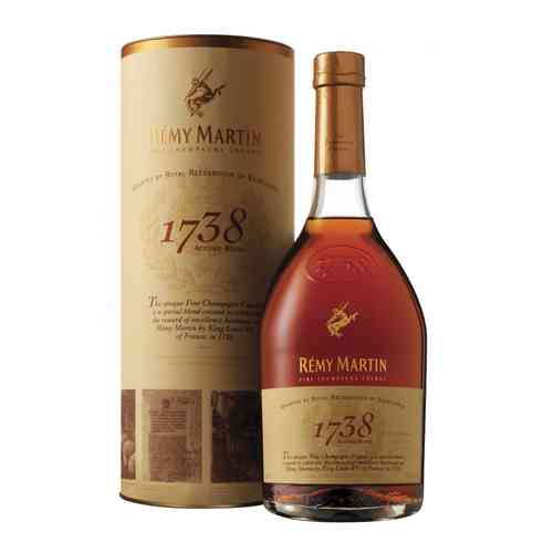 REMY MARTIN 1738 ACCORD 750ML