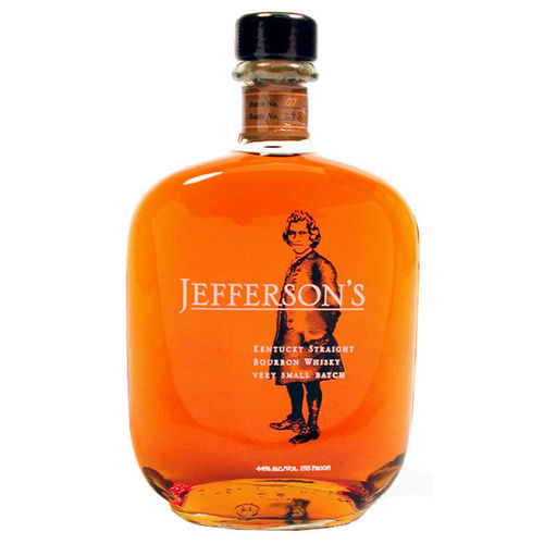 JEFFERSONS KENTUCKY STRAIGHT BOURBON  VERY SMALL BATCH