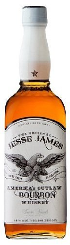 JESSE JAMES AMERICAS OUTLAW BOURBON 1L