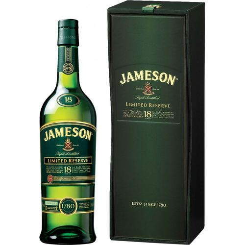 JAMESON LIMITED RESERVE 18YR