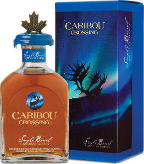 CARIBOU CROSSING  SINGLE BARREL 750ML