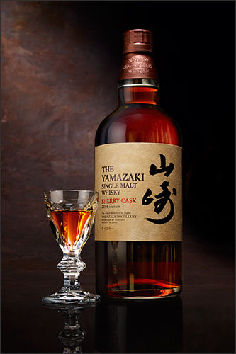 THE YAMAZAKI SINGLE MAILT SHERRY CASK 2016