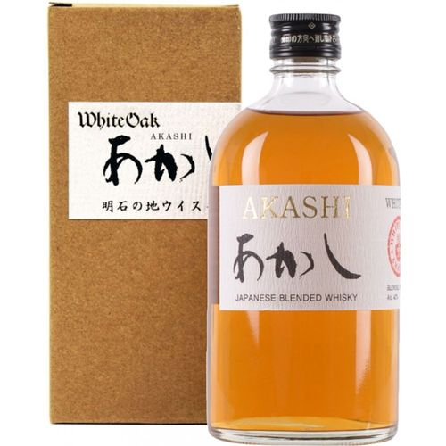 WHITE OAK WHISKEY AKASHI