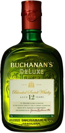 BUCHANANS DELUXE 12 YEAR 375ML